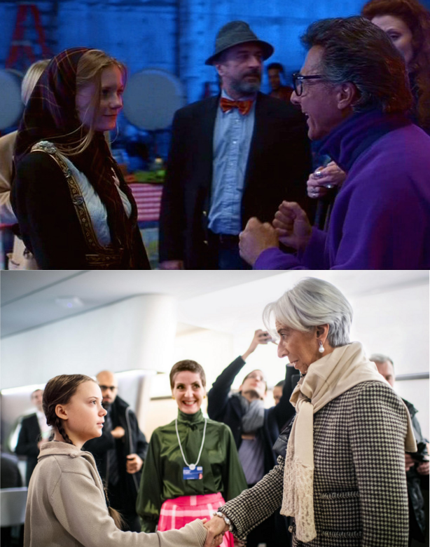 Which image is from wag the dog?